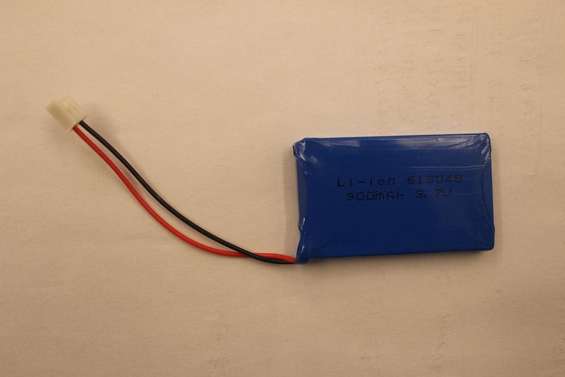 GPS Tracking 3.7V Rechargeable Batteries 613048 900mAh ROHS UL