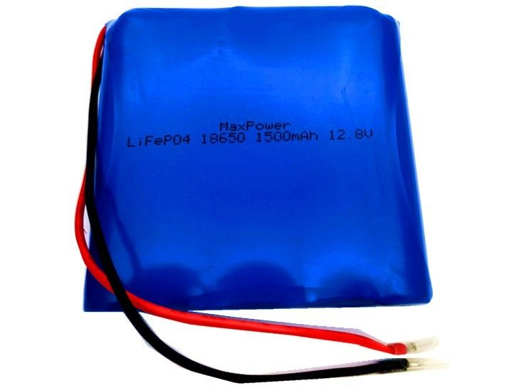 Portable ESS 18650 1500mAh 12.8V Lithium LiFePO4 Battery For Indoor Office Equipment with KC CB UL