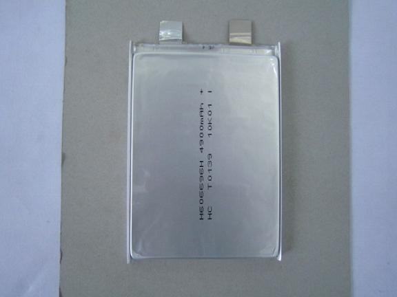 High Temp Lithium Polymer Battery